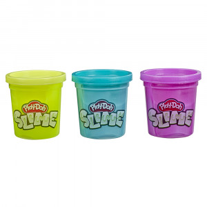 PLAY-DOH SLIME  3 PACK    PLACY DOH